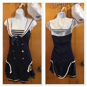 🎃Sailor Girl Costume